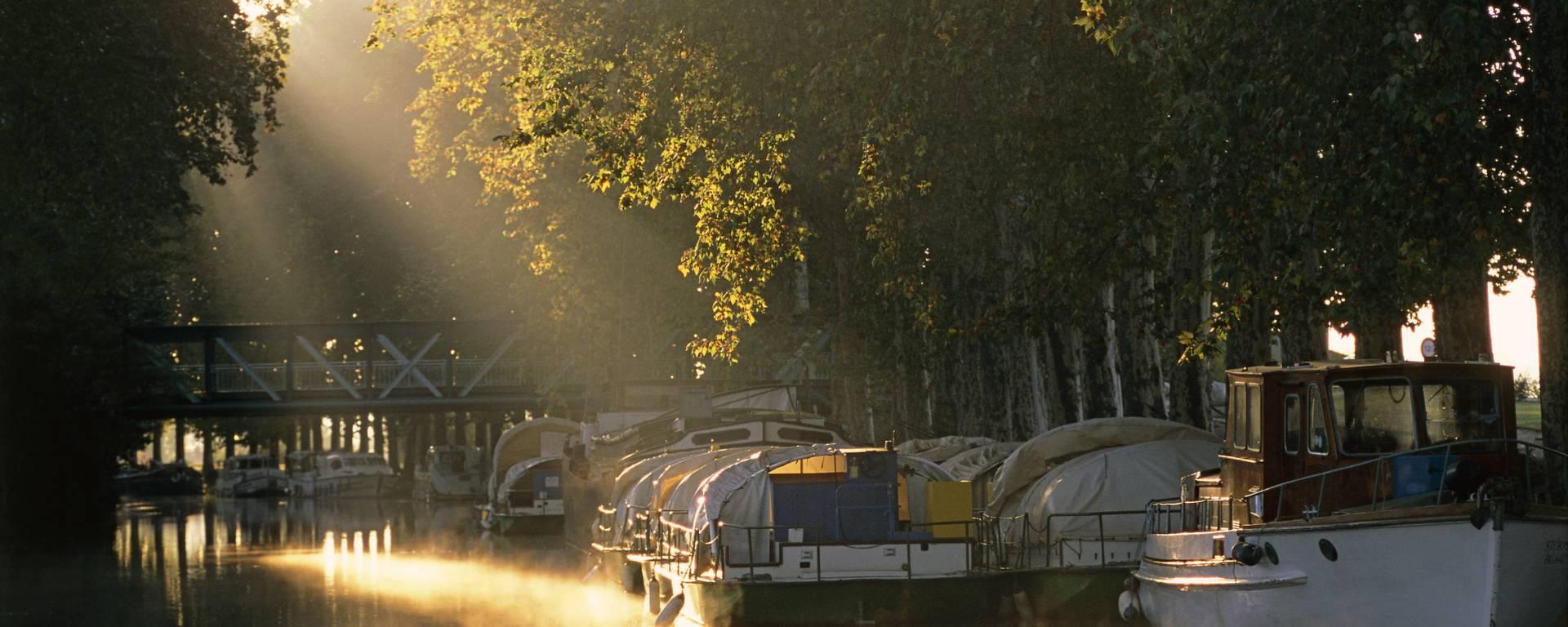 Lumières du Canal ©L.Micola