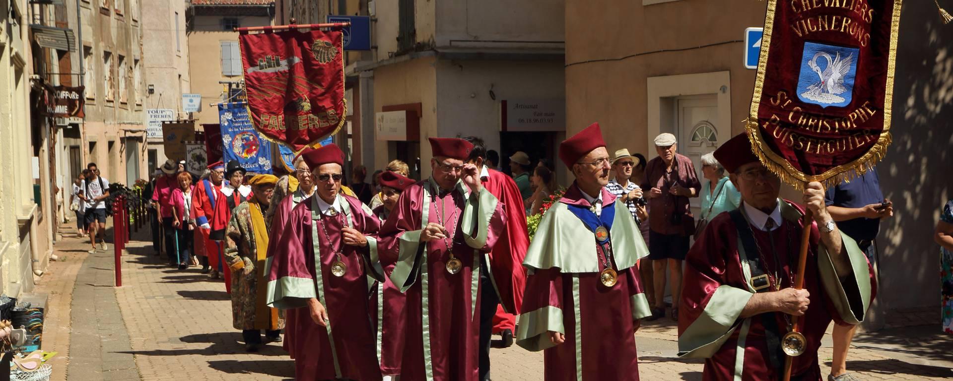 Confrérie Pays d'Art et d'Histoire Haut Languedoc et Vignobles