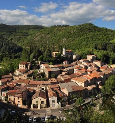 Village d'Avène ©G.Souche
