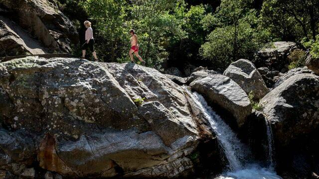 Randonnée dans les Montagnes du Caroux Gorges de Colombières