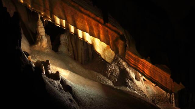 Grotte de Courniou ©G.Souche