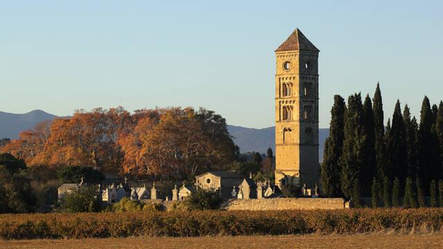 Art Roman en Côtes de Thongue ©.G. Souche
