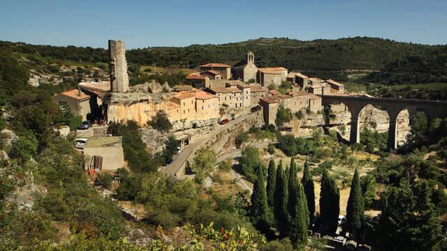 Village médiéval Pays d'Art et d'Histoire Haut Languedoc et Vignobles