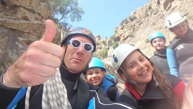 canyon activité de pleine nature