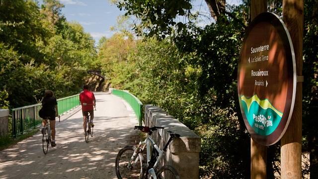 voie verte vélo