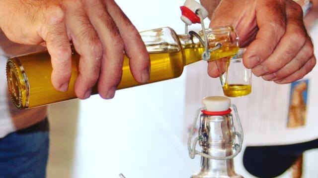 Producteur d'huile d'olives