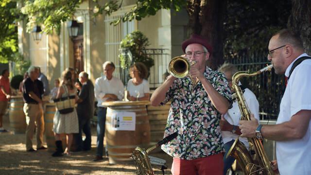 Jazz à Puissalicon ©G.Souche