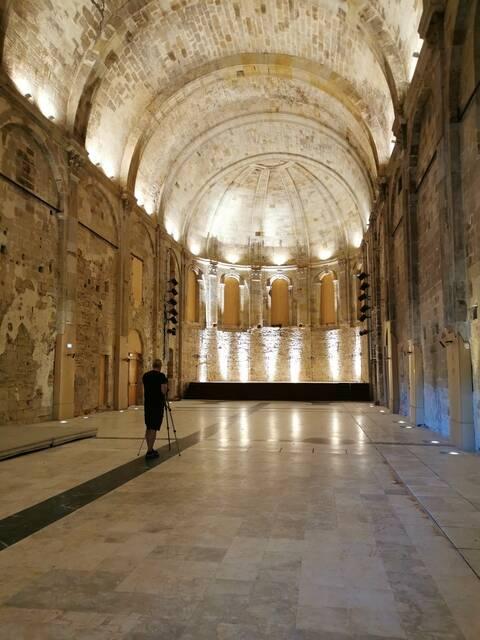 Abbaye de Cassan ©A.Appert