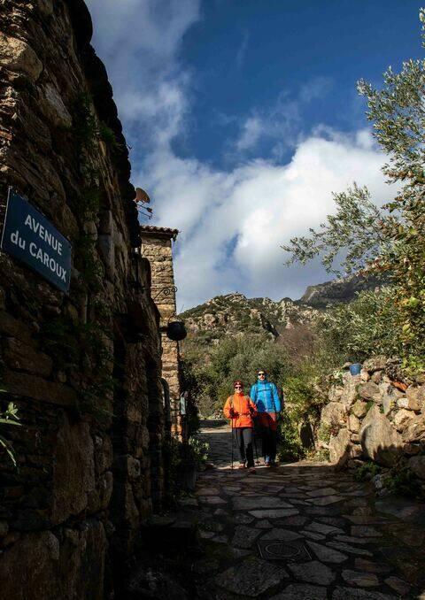 randonnées dans les Montagnes du Caroux - © Anthony ALLIES
