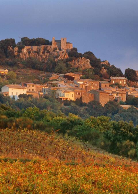 Village de Roquessels ©G.Souche-PaysHLV