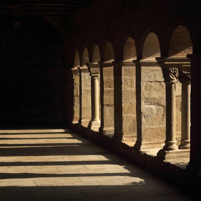 Abbaye de Joncel©G.Souche PHLV