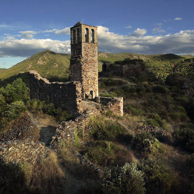 Castrum de Neyran©G.Souche PHLV