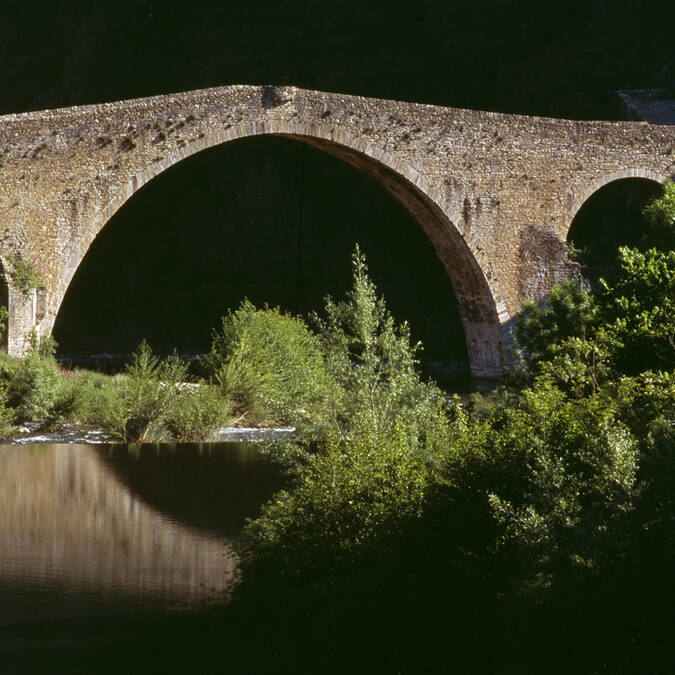 Pont du diable Olargues