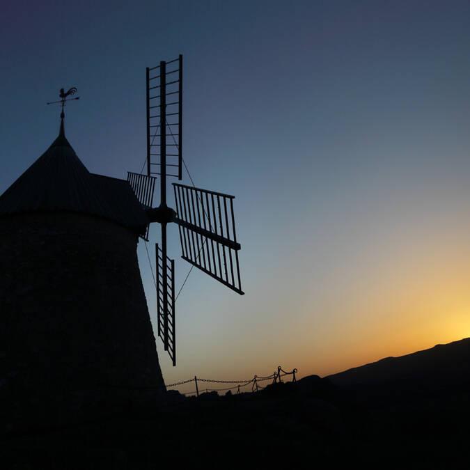 Moulin de St Chinian©G.Souche PHLV