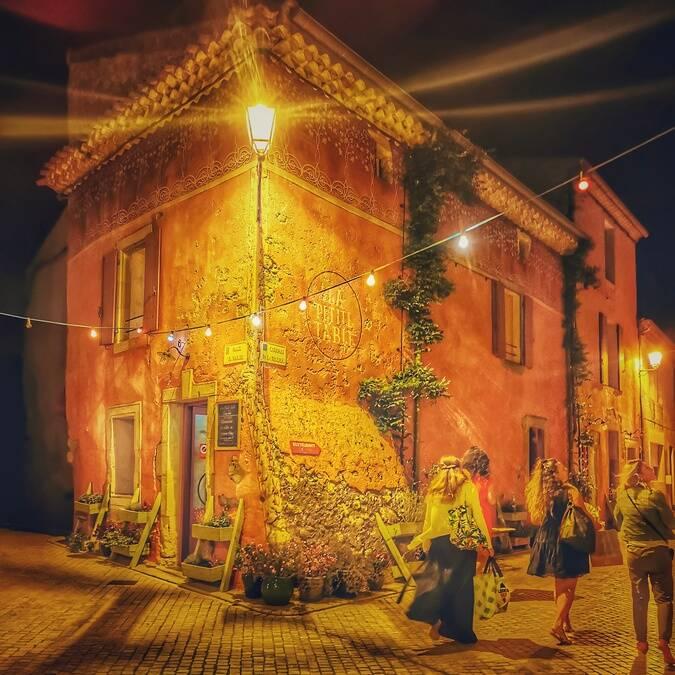 les rue d'Assignan - Chateau Castigno ©Aurélie APPERT
