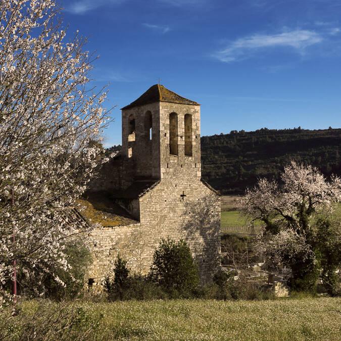 Eglise de la Caunette©G.Souche PHLV