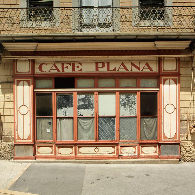 Café Plana Olonzac