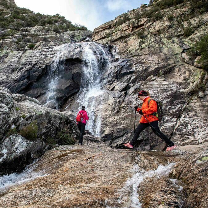 cascade de l'Albine randonnée