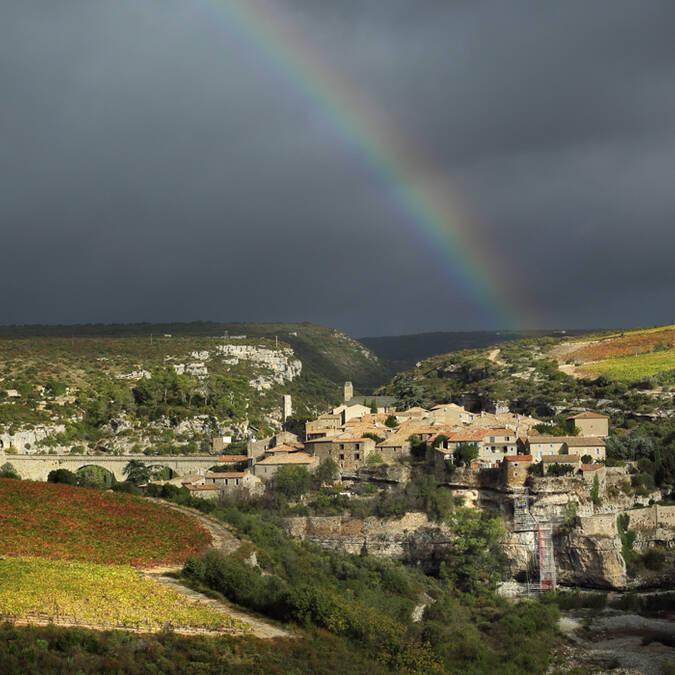 Village de Minerve @G. Souche
