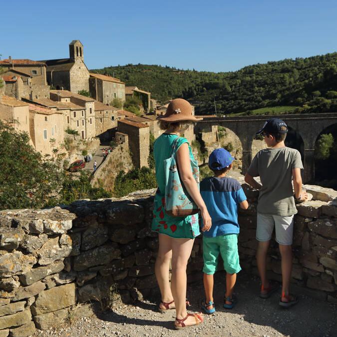 Minerve Pays d'Art et d'Histoire Haut Languedoc et Vignobles