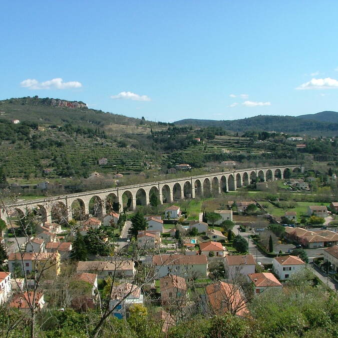 Viaduc Pays d'Art et d'Histoire Haut Languedoc et Vignobles